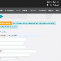 Aggiungere un utente - Webkiosk 4.8