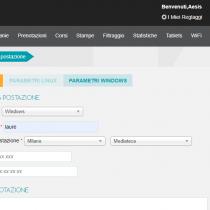 Aggiungere una postazione - Webkiosk 4.8