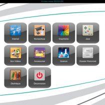 Interface usagers - Webkiosk 4