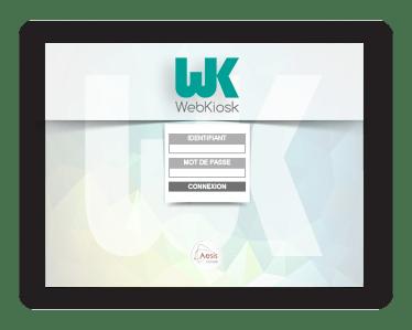 Login Webkiosk - Aesis Conseil