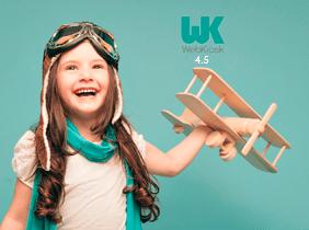 Changelog WebKiosk 4.5